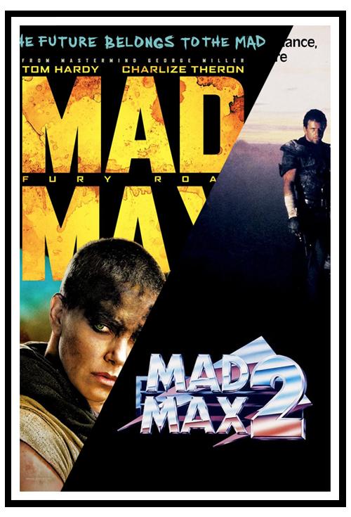 MAD MAX 2 VS MAD MAX 4