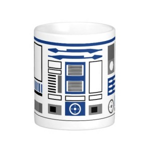 R2D2 Star Wars Mug